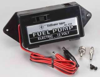 NEW Thunder Tiger 12V Fuel Pump 1658 NIB