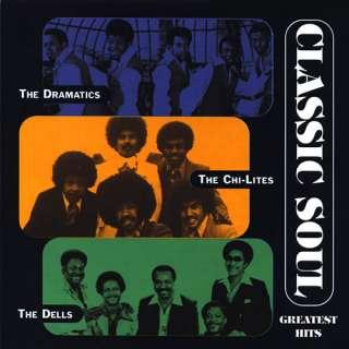 Classic Soul Greatest Hits, Various Artists   Classic R&B R&B / Soul