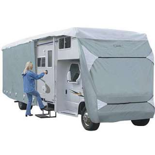 Classic Accessories PolyPro III Deluxe Class C RV Cover