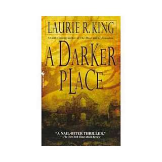 A Darker Place, King, Laurie R.: Mystery & Suspense