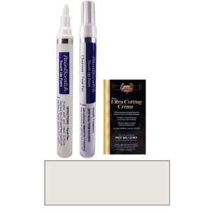 1/2 Oz. Ultra Silver Metallic (matt) Paint Pen Kit for