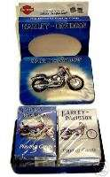 Harley Davidson Collectible Tin & Playing Cards