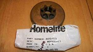 NEW HOMELITE CLUTCH DRUM FITS XL12 SUPER XL AUTO A95459 L@@K OEM