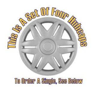 Four Replica 2000   2002 15 inch Toyota Camry Hubcaps   Wheel Covers