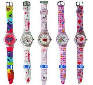 You Pick High Quality Children Kids Watch Japan Quartz Special Price