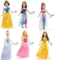 Disney Gem Princess Cinderella Doll   Mattel