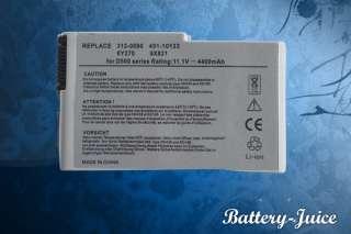 LAPTOP BATTERY FOR DELL LATITUDE D500 D520 D600 D610