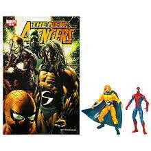 Marvel Universe Comic Packs   Spider Man & Sentry   Hasbro   Toys R