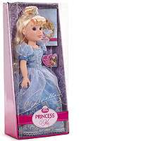 Disney Princess & Me 18 inch Doll   Cinderella   Jakks Pacific