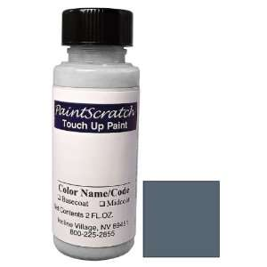 Bottle of Steel Blue Poly Touch Up Paint for 1975 Chevrolet Corvette
