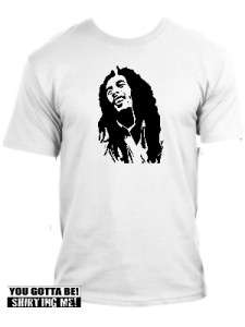 New Bob Marley Raggae T Shirts All Sizes and Colors |
