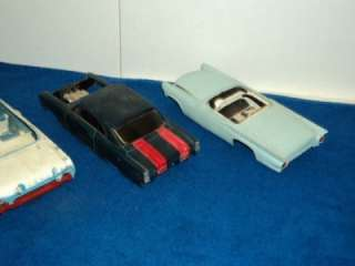 Vintage AMT MPC Model Car Kit Junk Yard Lot Parts or Repair LOT 1