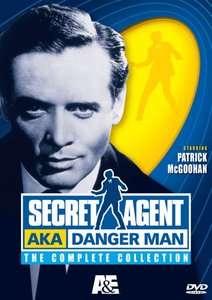 SECRET AGENT COMPLETE COLLECTION New 18 DVD Danger Man