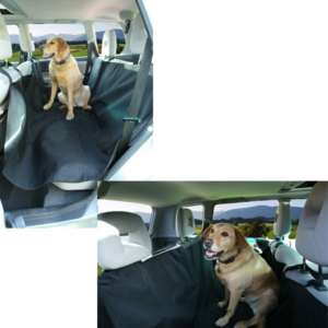 NEW HAMMOCK PET DOG CAT CAR SEAT COVER WATERPROOF REAR