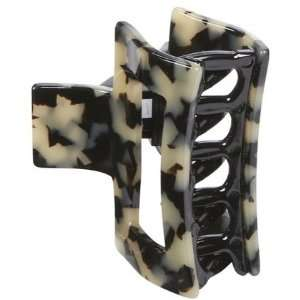 France Luxe Cut Out Rectangle Jaw Clip