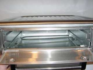Pizza Oven, CUISINART, Stainless Steel   Commercial Type Excellent