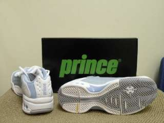 Prince OV 1 Tennis Walking Womens Sneaker White NIB$110