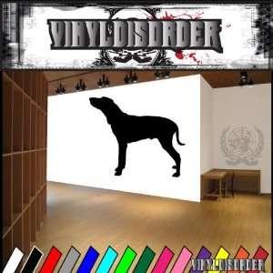 Dogs hound italian Segiuo Vinyl Decal Wall Art Sticker