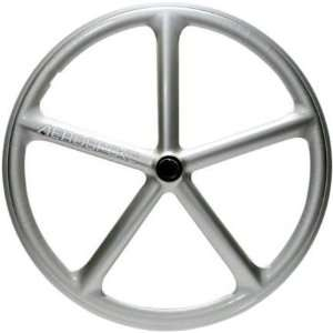 Aerospoke Siver Front: Sports & Outdoors