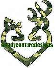20 WATER SLIDE NAIL ART TRANSFERS DECALS BROWNING SYMBOL GREEN CAMO