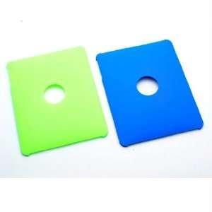 Icon Apple iPad Grip Case   Green/Blue (2 Pack
