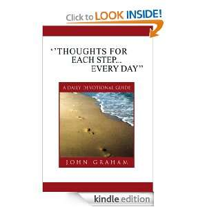 Thoughts for Each Step Every Day (A Daily Devotional Guide