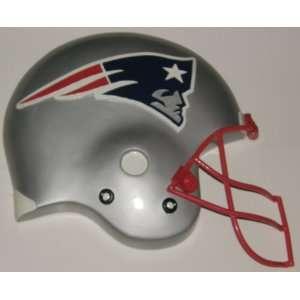 New England Patriots NFL Football Helmet Wall Hanging