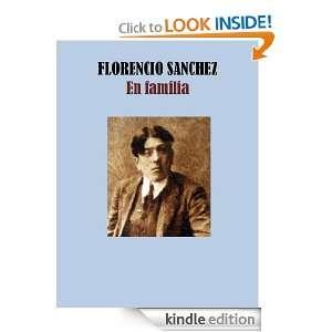 FAMILIA (Spanish Edition) FLORENCIO SANCHEZ  Kindle Store
