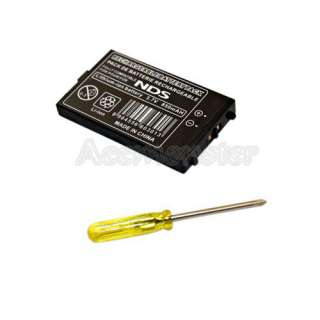 7V REPLACEMENT 850mAh BATTERY For Nintendo DS NDS USA