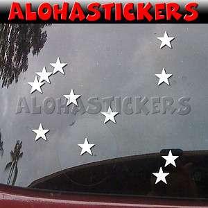 CONSTELLATION Eagle Alshain Altair Vinyl Decal Window Sticker ST22