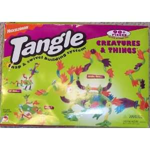 Nickelodeon Tangle Snap & Swivel Building System   Creatures & Things