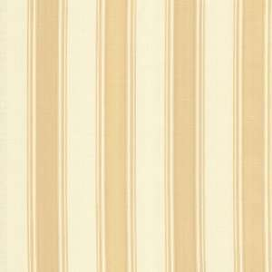 by 396 Inch Striped Texture Stripe Wallpaper, Gold: Home Improvement