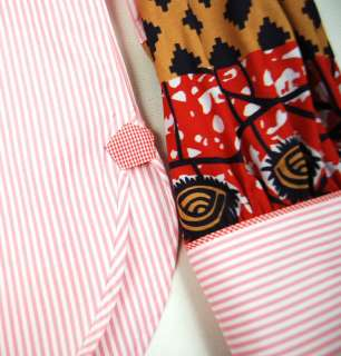 COMME DES GARCONS JUNYA WATANABE Pink LS SHIRT MEDIUM
