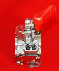 Zama Carburetor Part # C1U W43B Carburetor Craftsman Blower