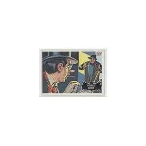 Cross (Trading Card) 1966 Batman   Black Bat #22