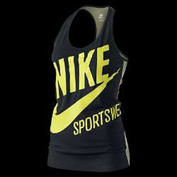 Nike Nike Motion Racer Womens Tank Top  Ratings