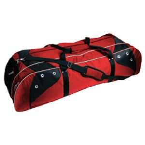 Martin Baseball Deluxe Players Bag RED/BLACK 42 L X 13 H X