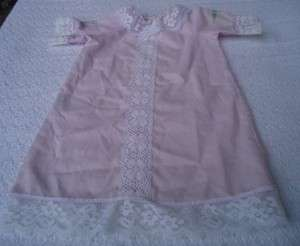 VINTAGE CABBAGE PATCH KIDS CPK NEWBORN SLEEPER NIGHTY OUTFIT DOLL