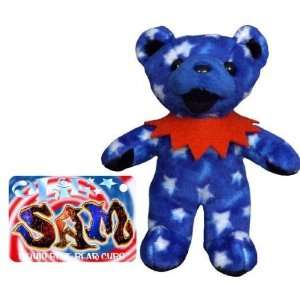 Grateful Dead   Lil Sam   Plush Toy Bear Cub