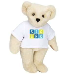 15 T Shirt Bear   Big Brother, Color Block   Buttercream