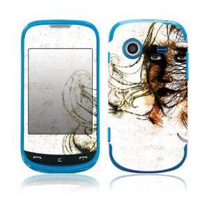 Samsung Character Decal Skin Sticker   Hiding: Everything