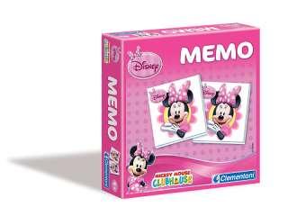 Spiel  Memory  Minni Maus  Micky Maus Wunderhaus  12871  Memo