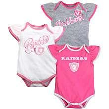 Oakland Raiders Infant Clothing   Buy Infant Raiders Apparel, Jerseys