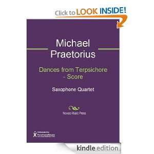 Dances from Terpsichore   Score Sheet Music (Score) [Kindle Edition]