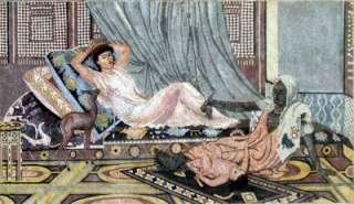 Roman Woman Handmade Mosaic Tiles Stone Art Wall Mural
