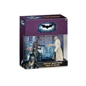 Batman Begins Vs Scarecrow Movie Masters Multi Pack Toys