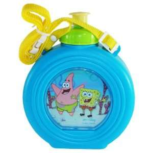 Spongebob Squarepants Patrick Blue Water Sports Bottle