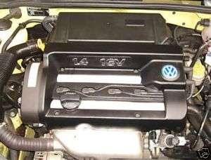 VW Polo 6N2 Lupo Seat Ibiza 1,4 16V Motor AKQ 75 PS