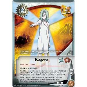 Battle of Destiny N 302 Kagero Rare Card : Toys & Games :