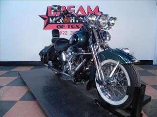 Harley Davidson  Heritage Springer in Harley Davidson